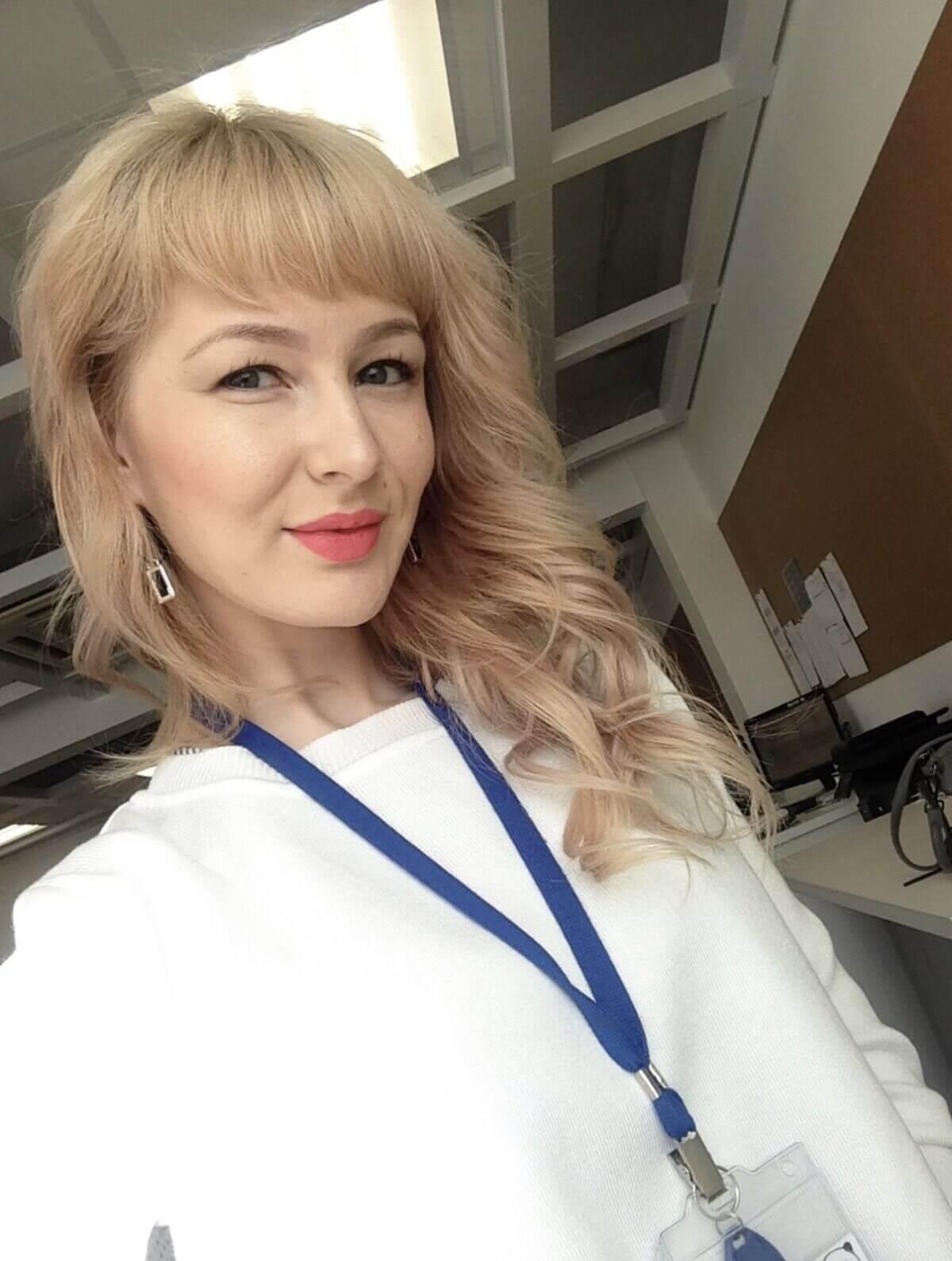 Скрябина Анна Вениаминовна